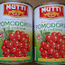 Probamos los tomatillos en conserva de Mutti, sorprendentes.