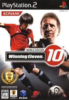 Winning Eleven 10   Ps2