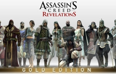 Download Game Assassins Creed Revelations Gold Edition PC