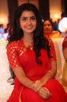 Anupama Parameswaran cute at Sathamanam Bhavati Success Meet HeyAndhra