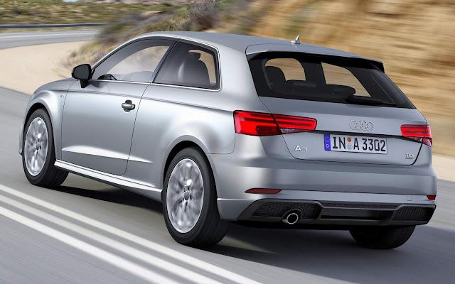 Audi A3 de 3 portas
