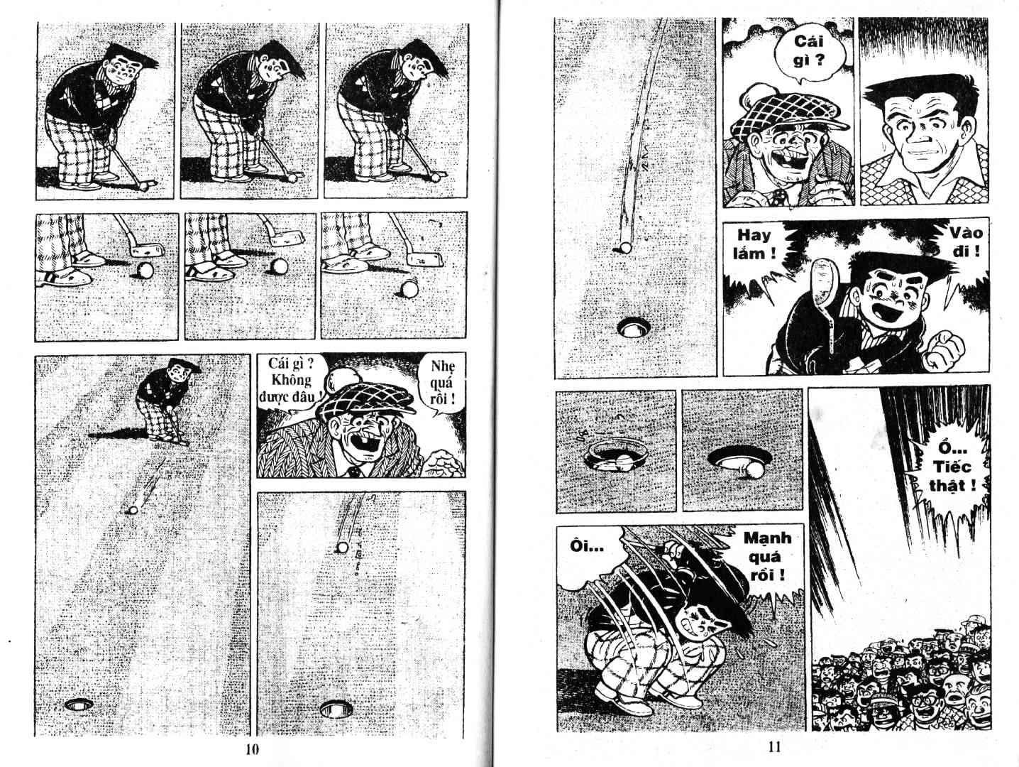 Ashita Tenki ni Naare chapter 52 trang 4