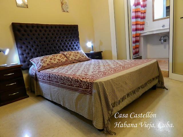 Casa particular para reservar en la Habana Vieja