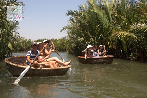 Enjoy Hoian fullday relaxed tour 2015