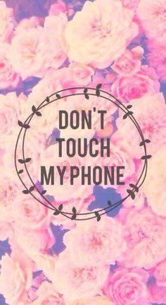 papel de parede plano de fundo wallpepers não toque no meu celular