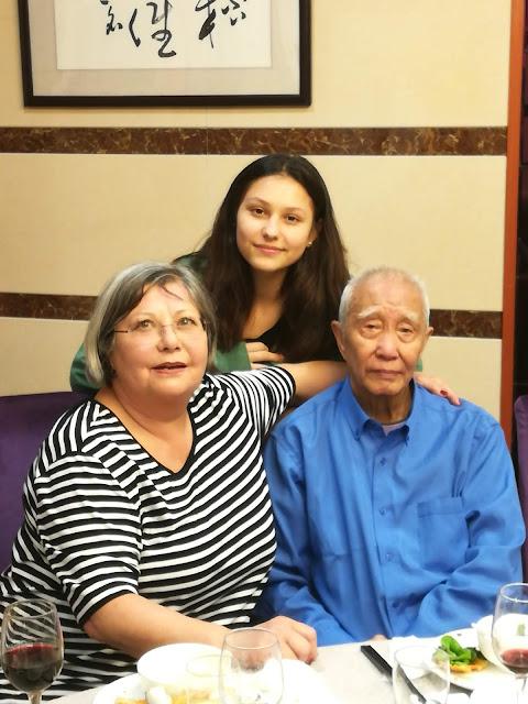 Unsere Reise nach China zu den Verwandten