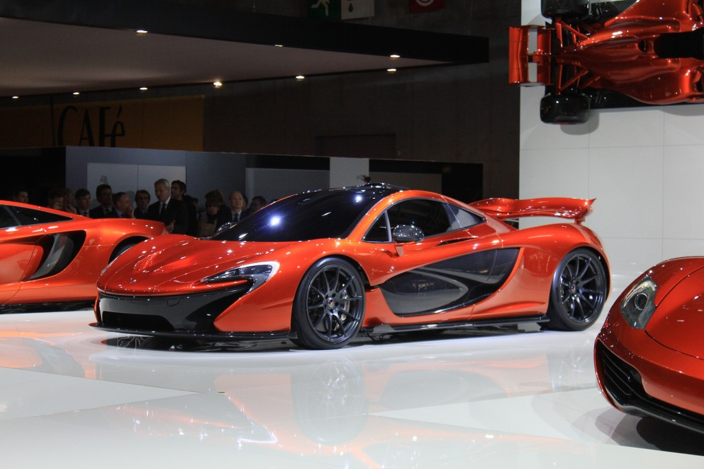 Nancys Car Designs Mclaren P1 Supercar First Specs And