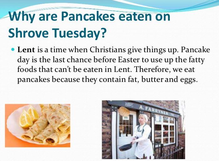 Happy Pancake Day Shrove Tuesday International Pancake