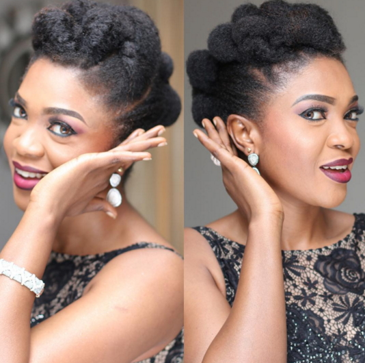omoni oboli natural hair
