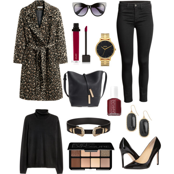how-to-style-leopard-coat