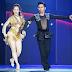 Khánh Thi mặc sexy khiêu vũ cùng chồng