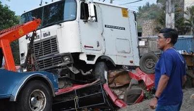 Evangélicos mueren en accidente de tránsito