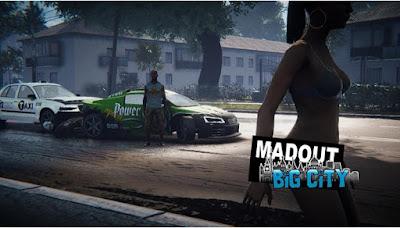 MadOut2 BigCityOnline MOD APK