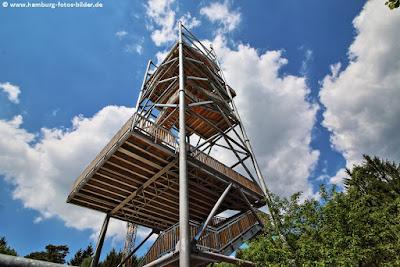 Aussichtsturm Wildpark Schwarze Berge