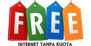 trik internet gratis