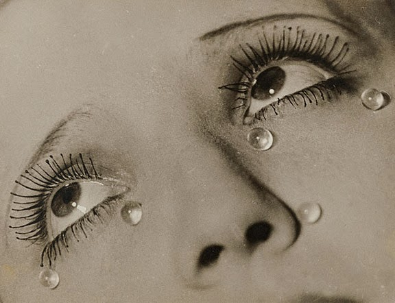 Lagrimas de Man Ray