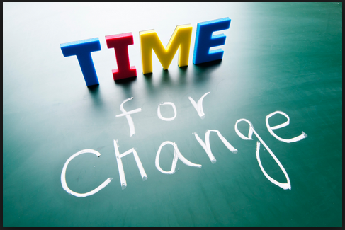 perlu waktu untuk berubah menjadi lebih baik di masa depan