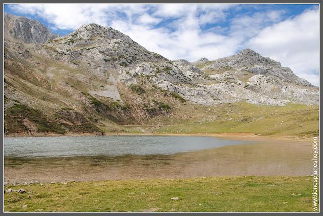 Ruta Lagos de Saliencia, Parque Natural de Somiedo, Lago Cerveriz