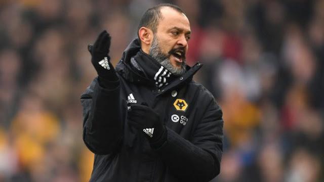 Wolverhampton Wanderers (Wolves) Nuno Espirito Santo