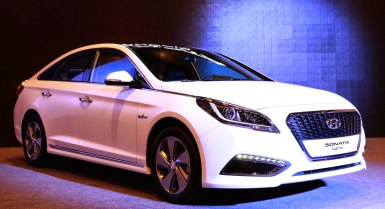 новые модели Hyundai