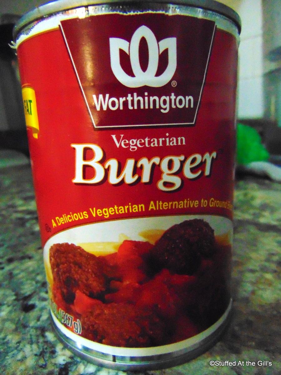 Veggie Burger Roast