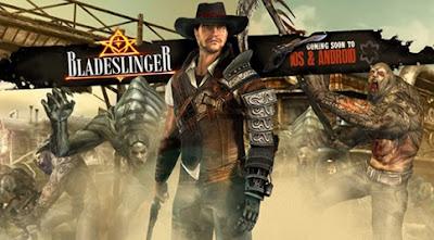 download Game BladeSlinger APK + DATA Mod