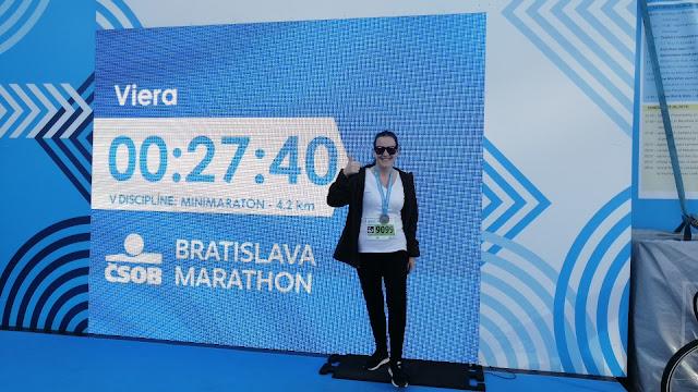 ČSOB  Marathon Bratislava 2019