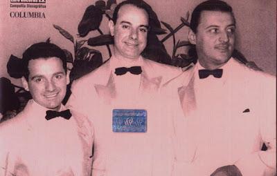Oscar Ferrari, Armando Pontier y Julio Sosa