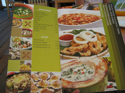Lantaw Mactan Food