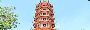 Tempat Wisata Vihara Buddhagaya Watugong di Semarang Tempat Wisata Terbaik Yang Ada Di Indonesia: Tempat Wisata Vihara Buddhagaya Watugong di Semarang
