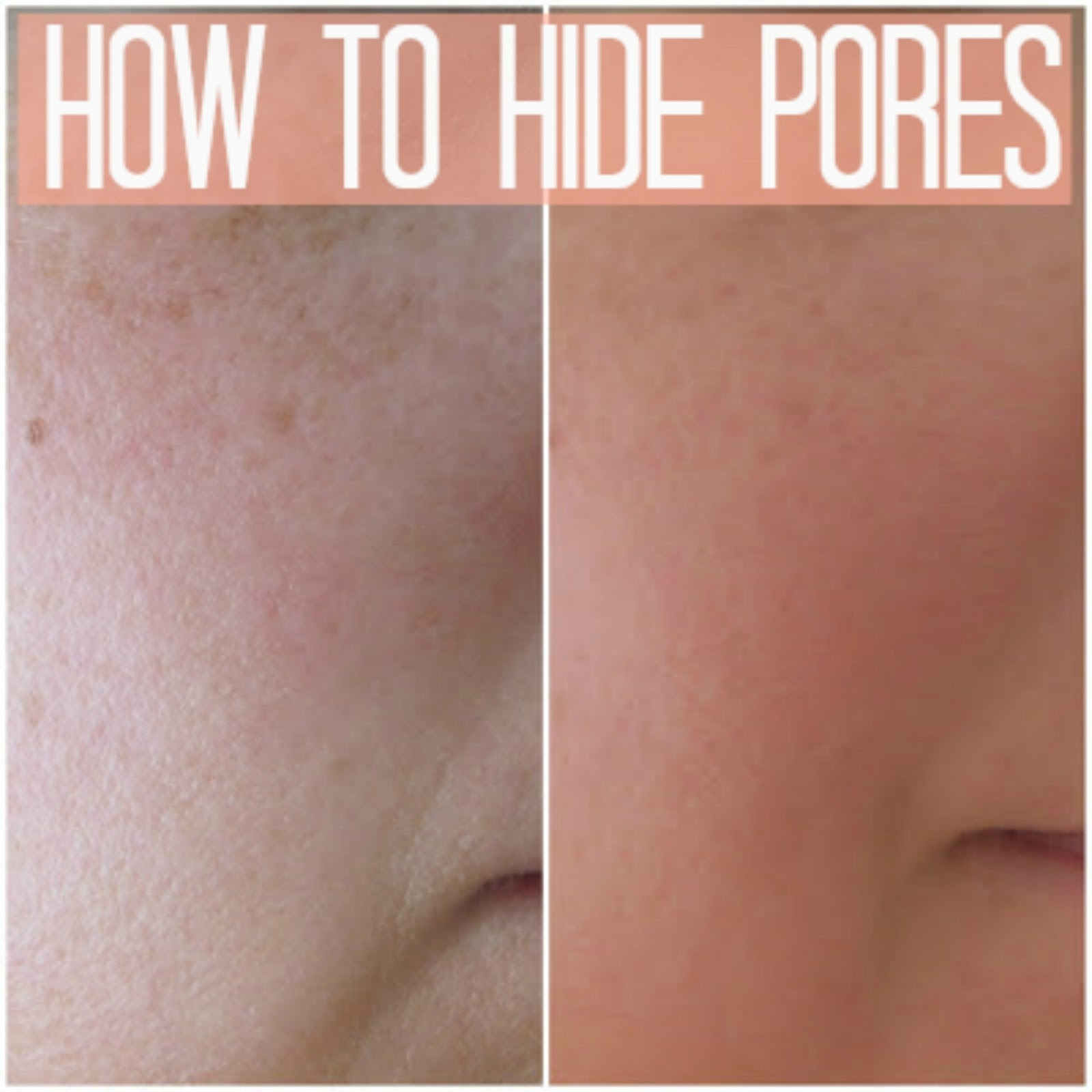 Beauty Blogger In Atlanta: How To: Hide Pores