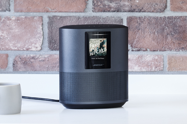 BOSE Home Speaker 500 goes official with LCD display, Its first Alexa-enabled smart speaker