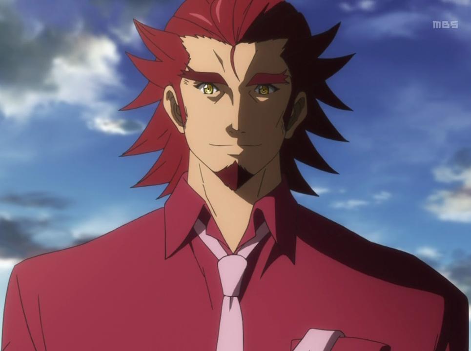 [Anime do Mês] - Senki Zesshou Symphogear 1/5 Genjuro_Kazanari
