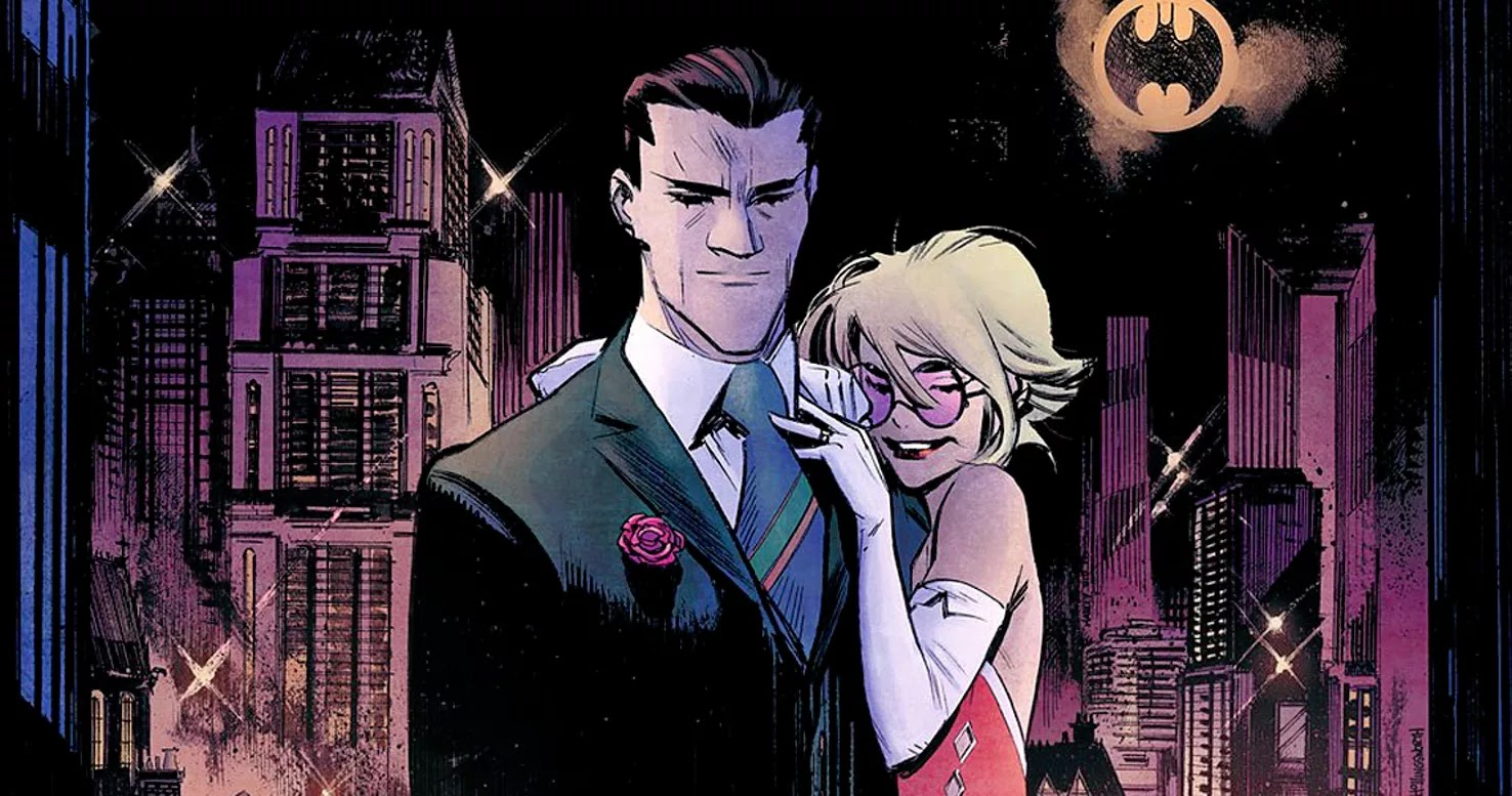 Joker Is Gotham City Hero In Batman: White Knight While Batman Becomes A Threats To The City.