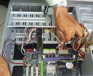 Trik Cara Merakit Komputer PC-13