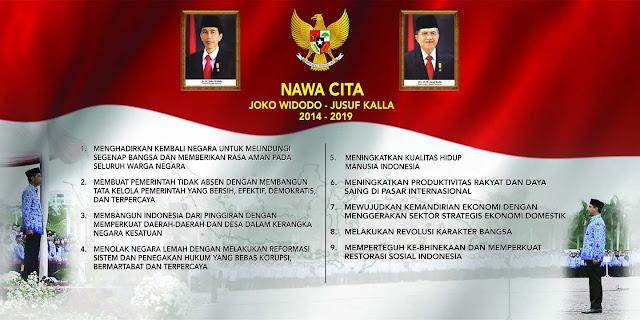 4 Tahun Nawa Cita Berjalan, Pertumbuhan Ekonomi Masih Terpusat di Jawa dan Sumatera
