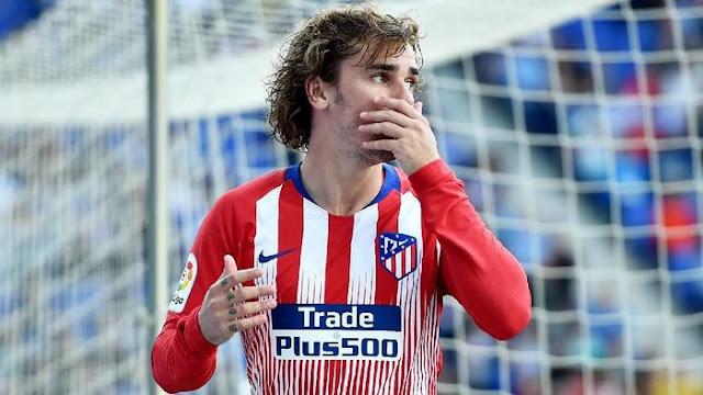 Xavi: Penolakan Griezmann Lukai Barcelona