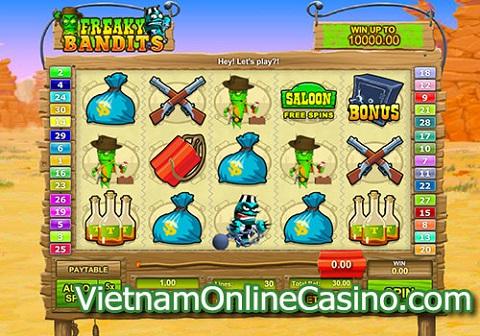 Trò chơi Slot đã xuất hiện từ rất lâu ở các sòng bài và casino trên thế giới