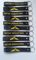 Tali lanyard model pendek  Sayap Nusantara