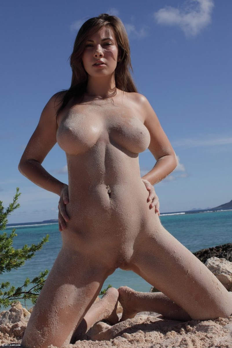 Beach goddess connie carter 10
