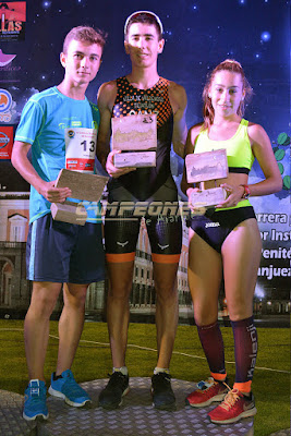 Carrera Nocturna Aranjuez Fotos Resultados Video