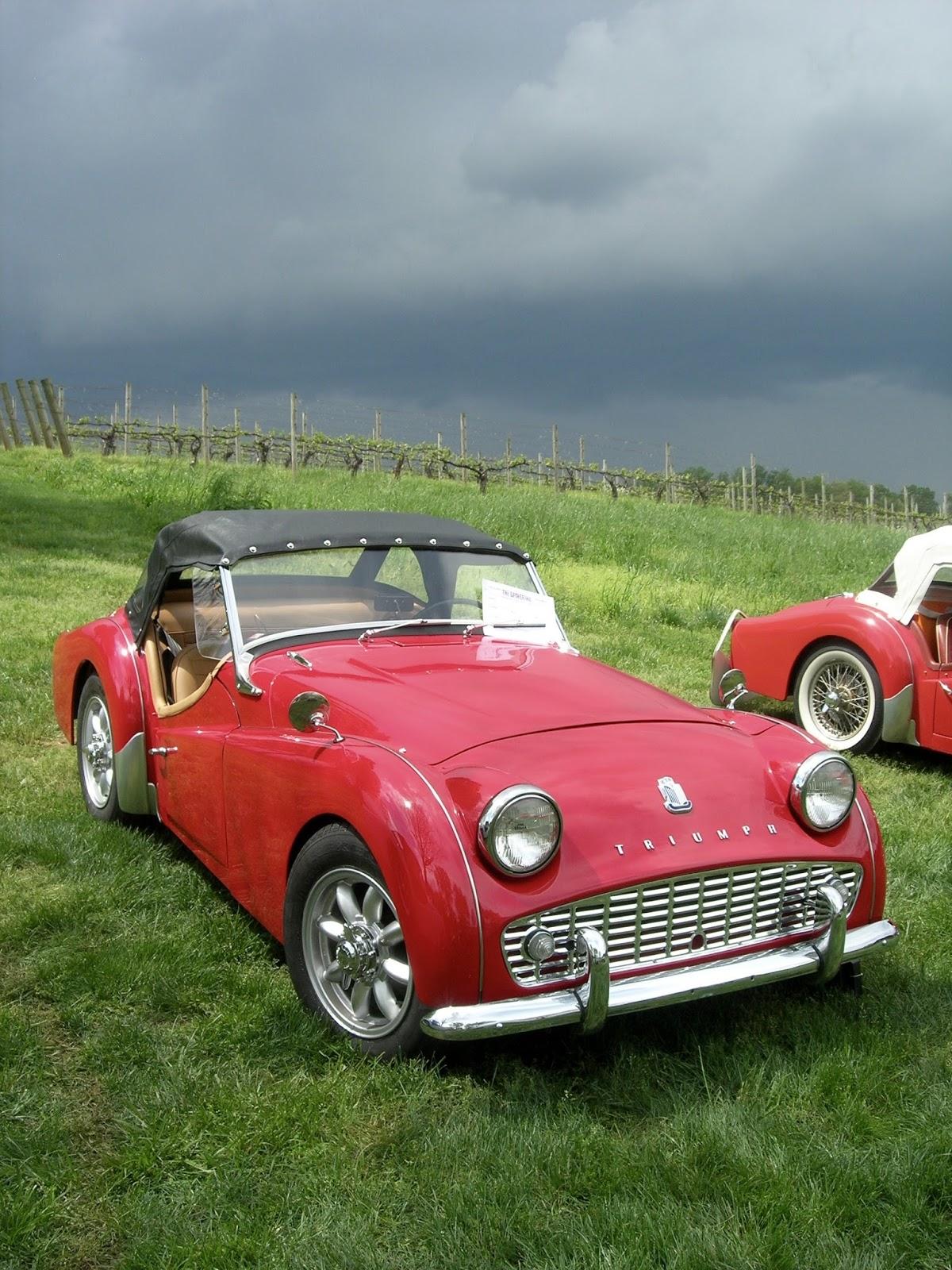 My Little Bungalow: British Car Show