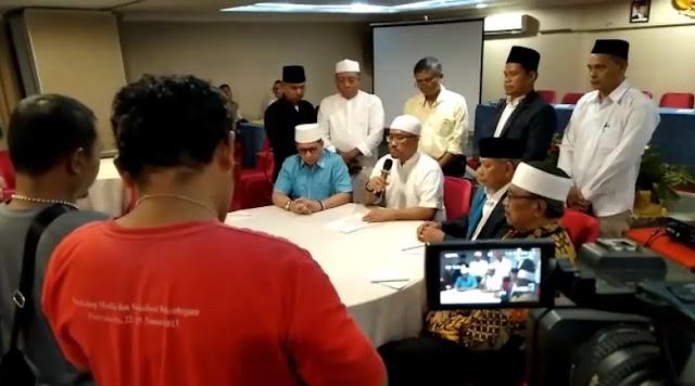 Amien Rais dan Habib Rizieq Ditantang Jokowi Untuk Mundur