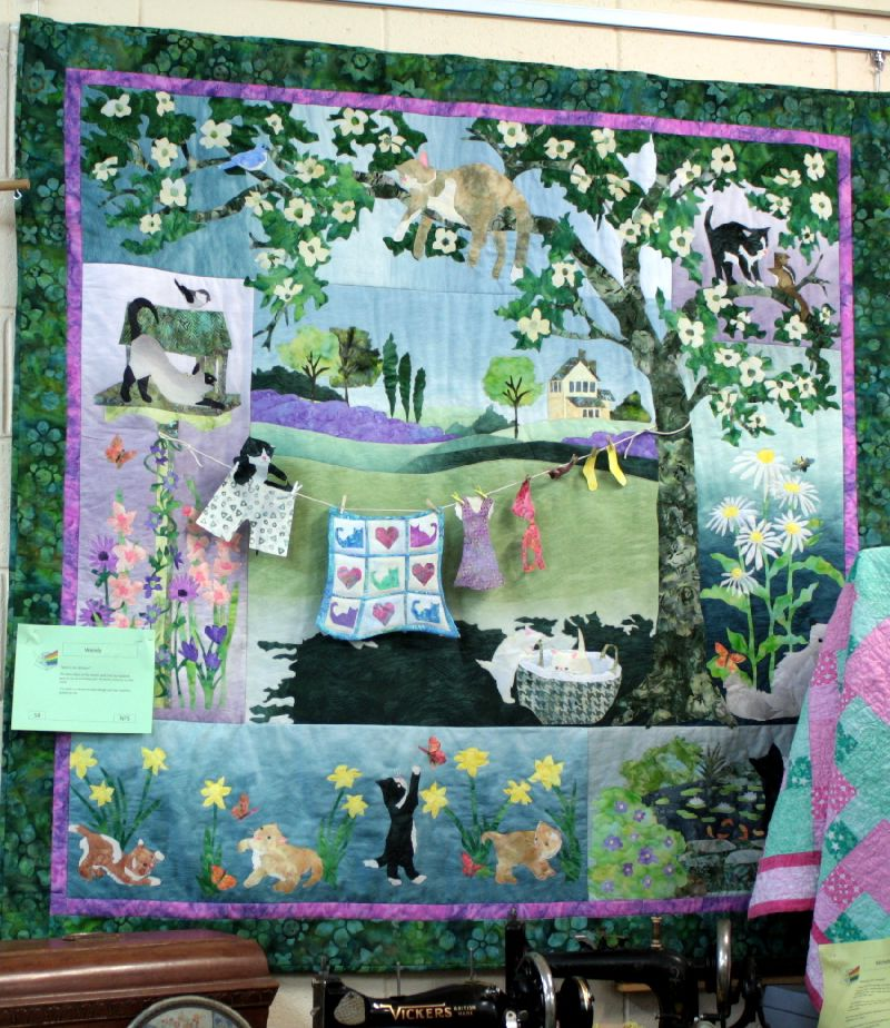 Buderim Patchwork 2015 Quilt Show And Sale 2