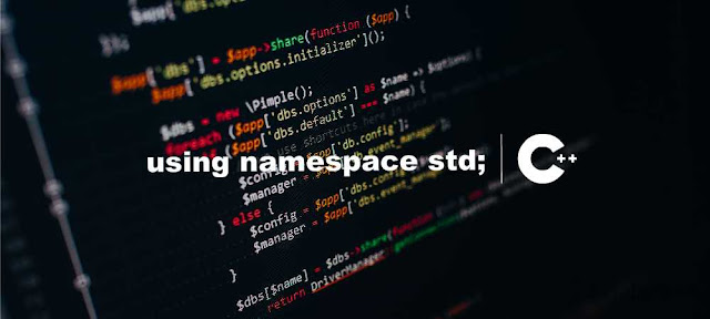 Fungsi ( using namespace std ) C++ - Belajar C++