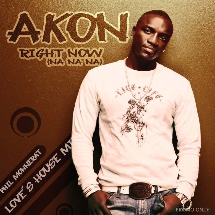 Chordyu Guitar: Akon - Right Now (Na na na na)