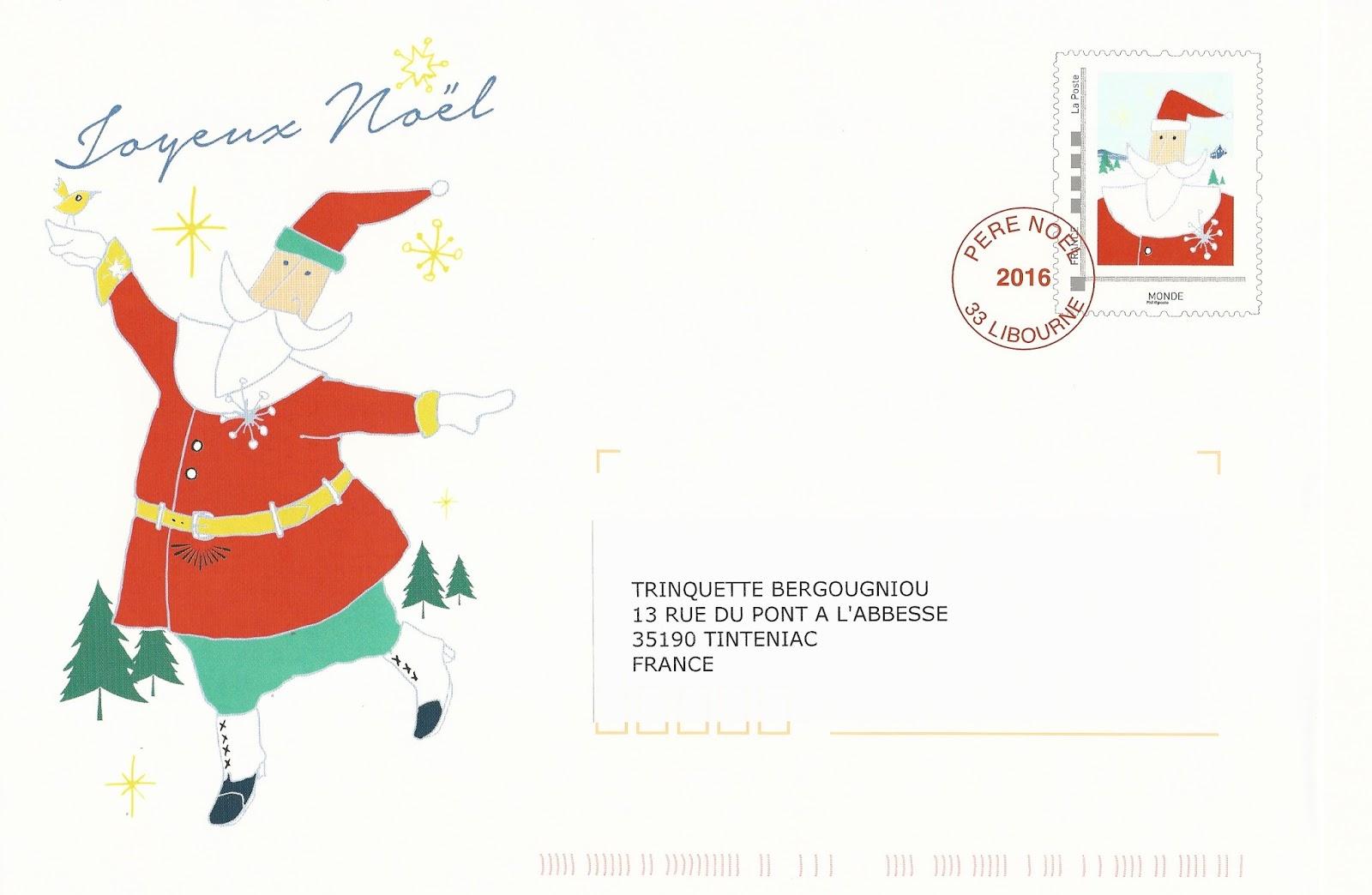 Envoyer Lettre Au Pere Noel Par La Poste.La Marcophilie Navale Le Pere Noel A Ouvert Sa Boutique