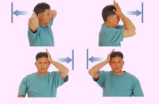 Image result for stretching cervical spondylosis