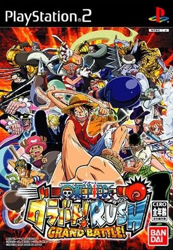 ONE PIECE: GRAND BATTLE 3