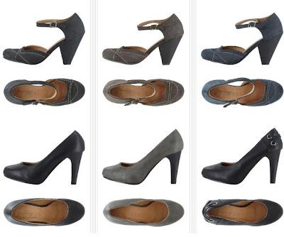 Zapatos de tacón por sólo 19€
